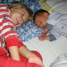 Děti v rodičovské posteli